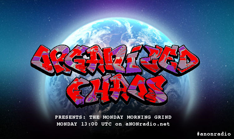 Organized Chaos Presents The Morning Grind Episode 10
